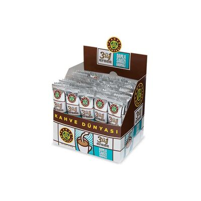 3 in 1 Mastic Flavoured Coffee, 0.42oz - 12g 40 pack