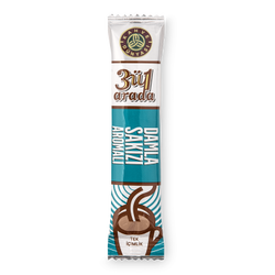 3 in 1 Mastic Flavoured Coffee, 0.42oz - 12g 40 pack - Thumbnail