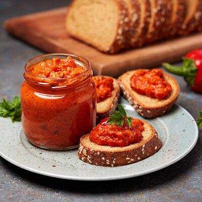 Ajvar Balkan Sauce , 10.58oz - 300g