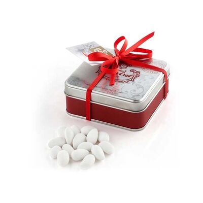 Almond Candy in Tin Box, 5.29oz - 150g