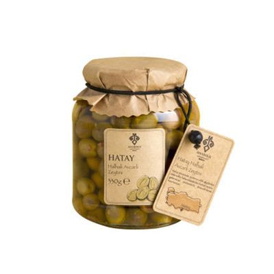Hatay Avcarlı Halhali Olives , 11.5oz - 330g