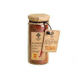 Anadolu Lezzetleri - Kahramanmaras Chili Pepper , 3.5oz - 100g