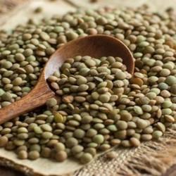 Yozgat Sultani Green Lentil , 1.1lb - 500g - Thumbnail