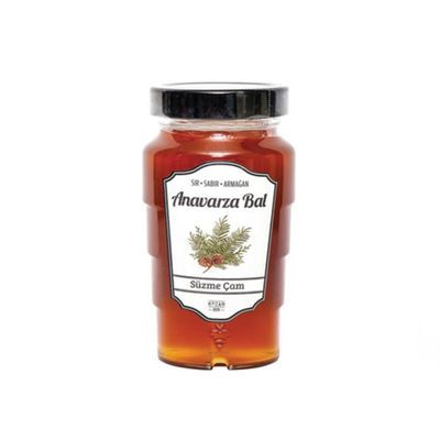 Strained Pine Secreted Honey , 1lb - 450g