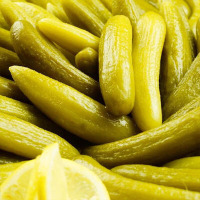 Ankara Cucumber Pickles, 12.4oz - 350g