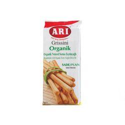 Arı Gıda - Organic Grissini Plain , 125 g