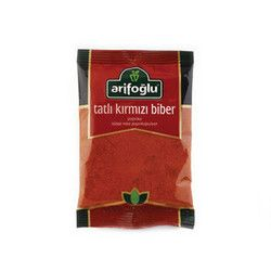 Arifoğlu - Sweet Red Pepper , 2.4oz - 70g