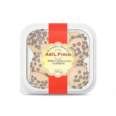 Asilfırın Chocolate Chips Cookies , 10.5oz - 300g