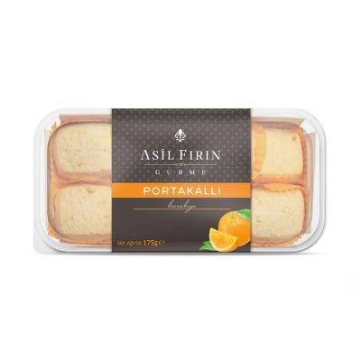 Asilfırın Gourmet Orange Cookies , 6oz - 175g