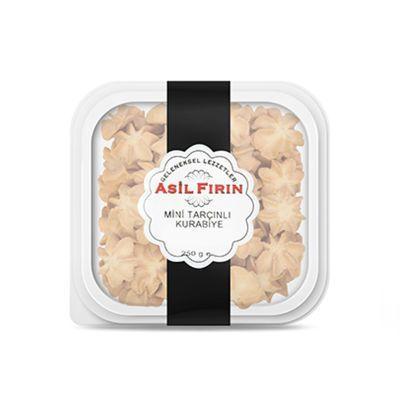 Asilfırın Mini Cinnamon Cookies , 9oz - 250g