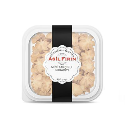 Asilfırın Mini Cinnamon Cookies , 9oz - 250g