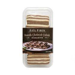 Asifırın - Asilfırın Mosaic Chocolate Filled Stick Cookies , 300 g