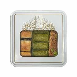 Assorted Classic Baklava , 12 pieces - 1.1lb - 500g - Thumbnail