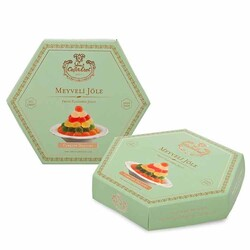 Assorted Fruit Flavored Jelly, 8.81oz - 250g - Thumbnail