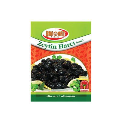 Olive Mix Sauce , 1.4oz - 40g 3 pack