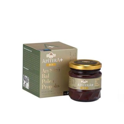 Apiteraplus Mix Honey-Pollen-Propolis , 210 g