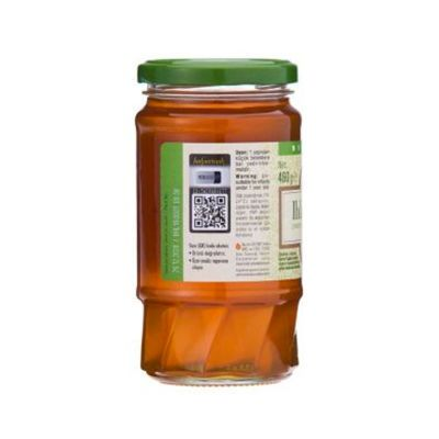 Linden Honey , 1lb - 460g