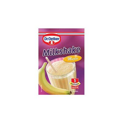 Banana Milkshake Mix, 0.88oz - 25g 3 pack