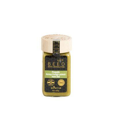 Propolis Pistachio Chickpea Crude Honey , 6.3oz - 180g