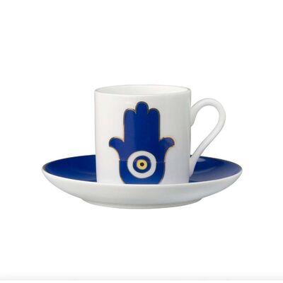 Bereket Porcelain Coffee Cup