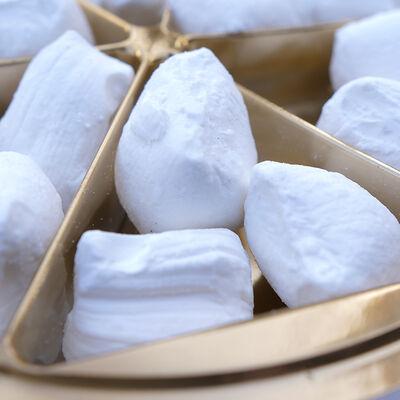 Bergamot Flavored Rock Candy , 250g - 8.8oz