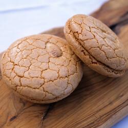 Big Acıbadem Cookies , 2 Pieces - Thumbnail