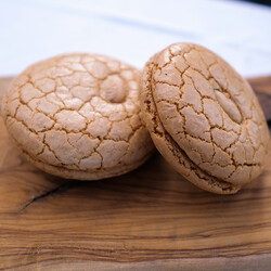 Big Acıbadem Cookies , 2 Pieces - Thumbnail