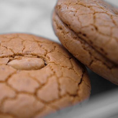 Big Acıbadem Cookies , 2 Pieces