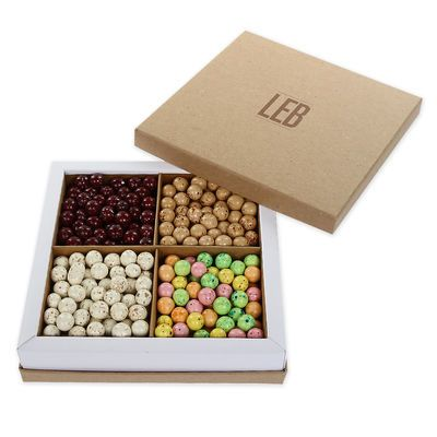 Big Box of Roasted Chickpeas Assortment , 26oz - 750g