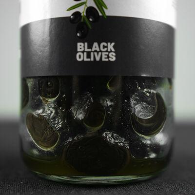 Black Olives , 13.4oz - 380g