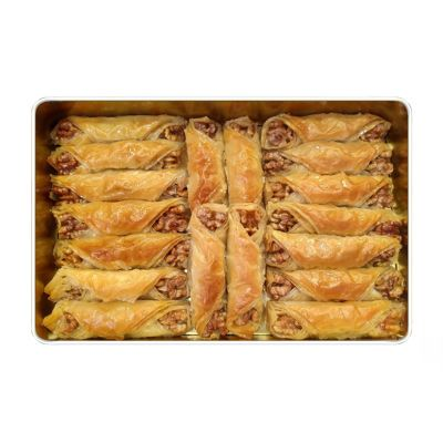 Butterfly Baklava , 18 pieces - 2.2lb - 1kg