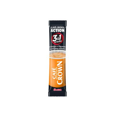 Action 3 in 1 Coffee , 0.6oz - 18g 12 pack
