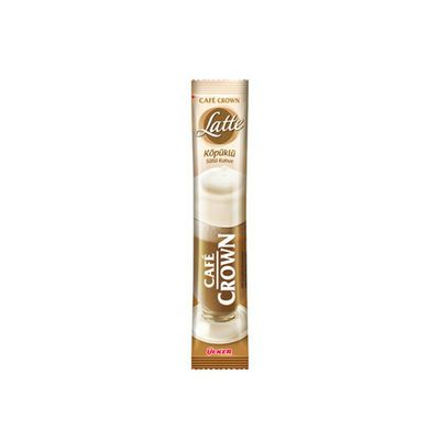 Latte Frothy Milk Coffee , 0.6oz - 17g 12 pack