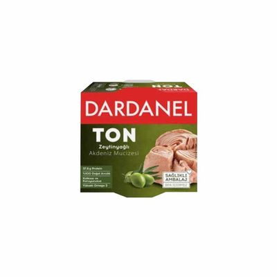 Canned Tuna Fish with Olive Oil , 160g