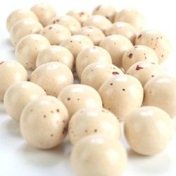 Cappuccino Flavoured Milk Chocolate Coated Roasted Chickpeas , 5oz - 150g - Thumbnail