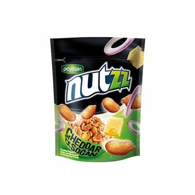 Cheddar Cheese and Onion Flavoured Fried Peanut, 5.11oz - 145g