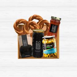 Classic Breakfast Basket , 5 pieces - Thumbnail