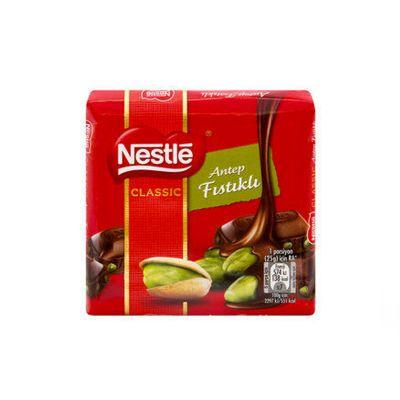 Classic Pistachio Milky Square Chocolate , 2 pack