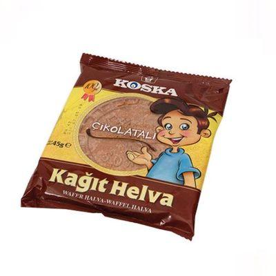 Cocoa Wafer Halva, 3 pieces