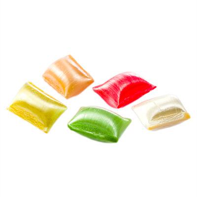 Colorful Mint Rock Candy , 250g - 8.8oz