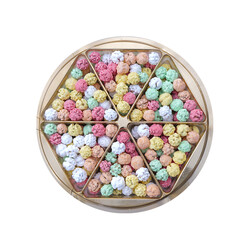 Colorful Sugar Coated Chickpeas , 250g - 8.8oz - Thumbnail