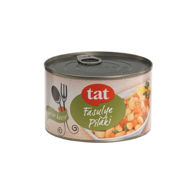 Cooked Beans Canned , 10.58oz - 300g