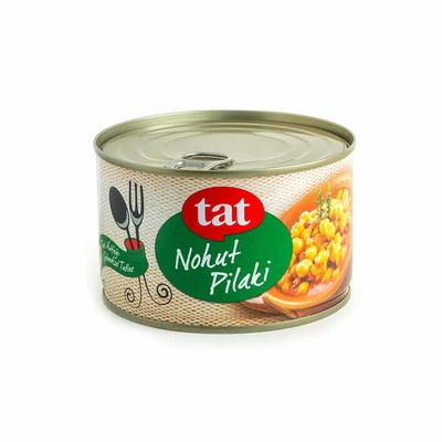 Cooked Chickpea Canned , 14.11oz - 400g