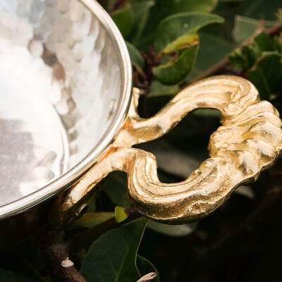 Copper Frying Pan , 8.5inch - 22cm