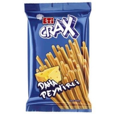 Crax Cheese Stick Cracker , 3 pack