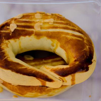 Crescent Muffins, 2 pieces