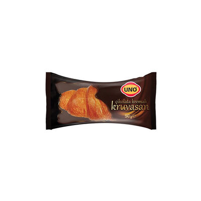 Croissant with Chocolate Cream, 1.76oz - 50g 3 pack