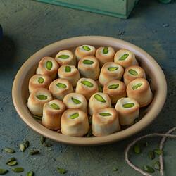Date Stuffed Cookies , 8.8oz - 250g - Thumbnail