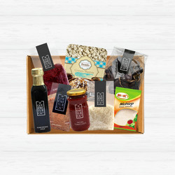 Deluxe Cooking Basket , 8 pieces - Thumbnail