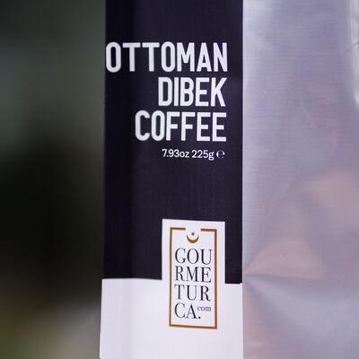 Ottoman Dibek Coffee , 7.9oz - 225g